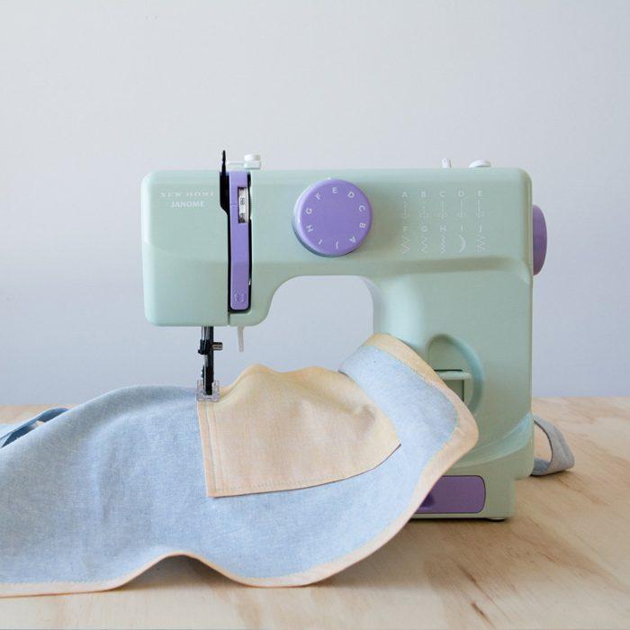 Janome Fastlane Basic Review Simple Janome Basic 10 Stitch Portable Sewing Machine
